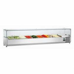 Presentoir refrigere GL3 9 x GN 1/3
