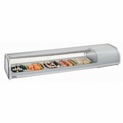 Presentoir refrigere Sushi bar, 5x1/2GN