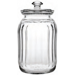 Bonbonnière en verre VIVA 150 cl