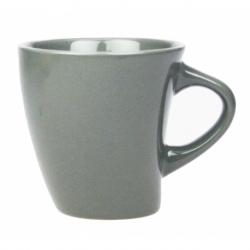 Tasse à café 15 cl taupe UNIICOLORE