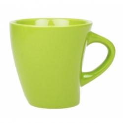 Tasse à café 15 cl anis UNIICOLORE