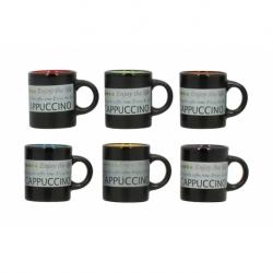 Tasse café grès 9 cl FORUM