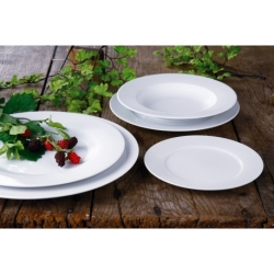 Assiette plate 21 cm ROMA