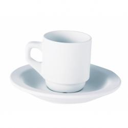 Soucoupe 12.6 cm standard