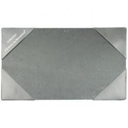 Assiette rectangle 30x20 cm ARDOISE