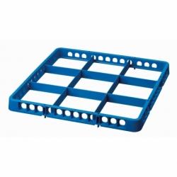 Sep. panier 9, 500x500x45,bleu