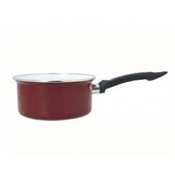 Casserole 16 cm EMAIL ROUGE