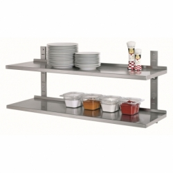 Kit etagere murale 120x355 complet