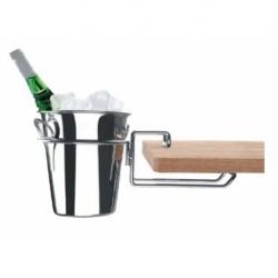 Support de seau à champagne 20 cm