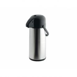 Pichet isotherme 2.5 L pompe inox