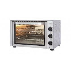 Four roller grill 38 Litres