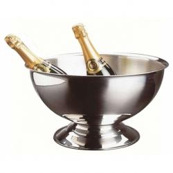 Vasque à champagne 40 cm INOX standard